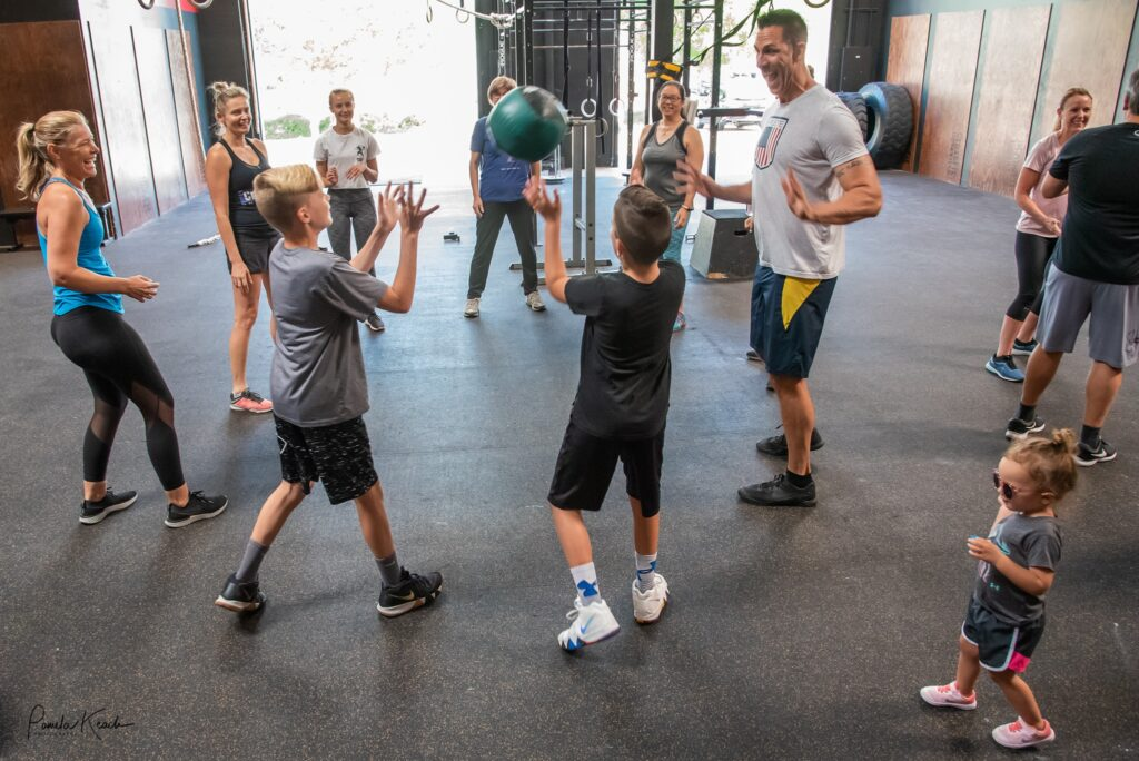 Have Fun & Get Fit at CrossFit Roseville
