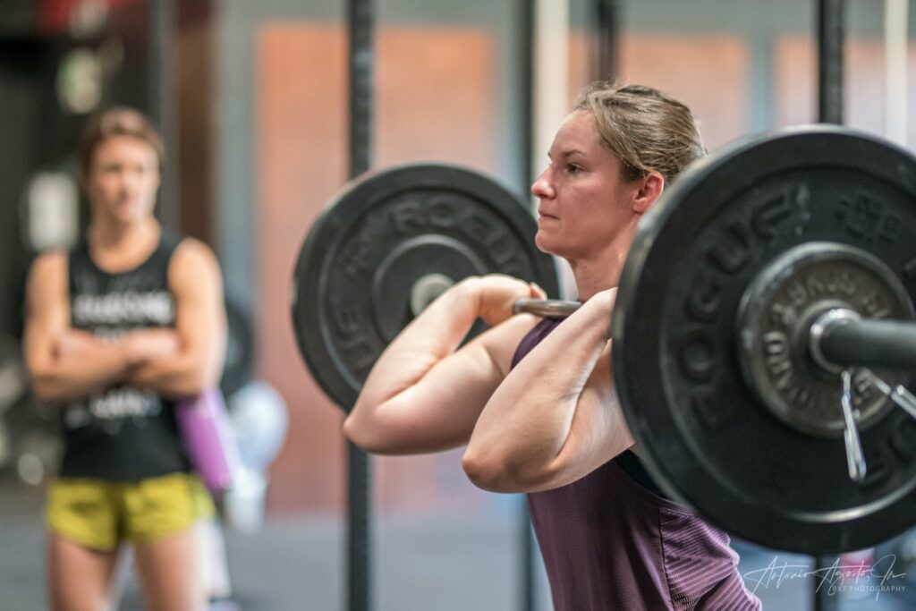 CrossFit Fitness Health Happiness