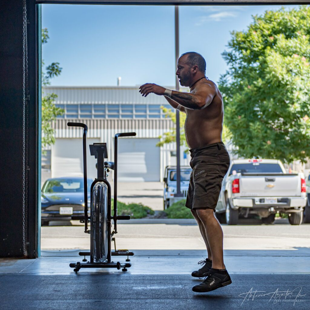 CrossFit Roseville Group Fitness Classes