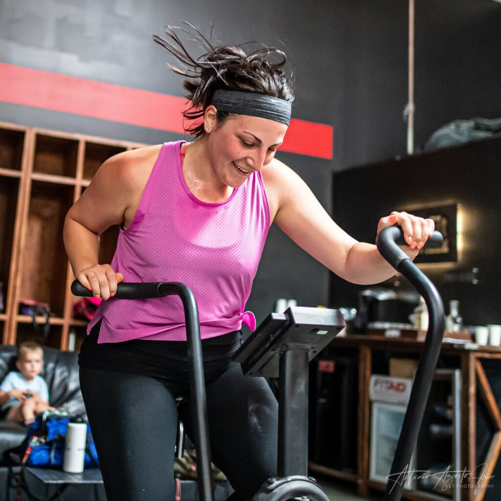 CrossFit Roseville, For the Love of Fitness
